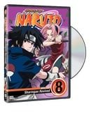 Naruto, Vol. 8: Sharingan Revived