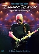 David Gilmour: Remember That Night - Live At The Royal Albert Hall