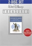 Walt Disney Treasures - Disneyland - Secrets, Stories & Magic (Collector