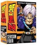 Dragon Ball Z: Season Four (Garlic Jr., Trunks, and Android Sagas)