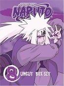 Naruto Uncut Box Set, Volume 8