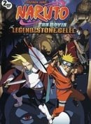Shonen Jump Naruto The Movie: Legend of the Stone of Gelel