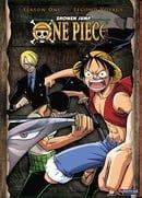 One Piece: Season One, Second Voyage