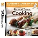 Personal Trainer:  Cooking