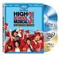 High School Musical 3: Senior Year (Deluxe Extended Edition + Digital Copy + DVD and BD Live)