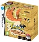 Limited Edition Pokemon HeartGold Version with Figurine