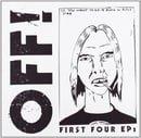 First Four EPs (Vinyl Box Set)