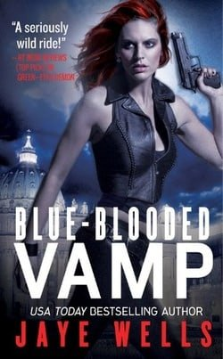 Blue-Blooded Vamp (Sabina Kane, Book 5)