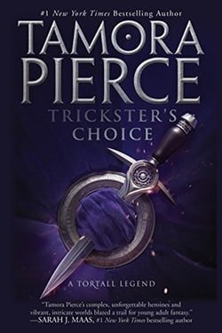 Trickster's Choice (Daughter of the Lioness, Book 1)