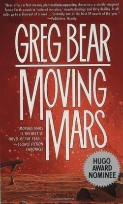 Moving Mars: A Novel