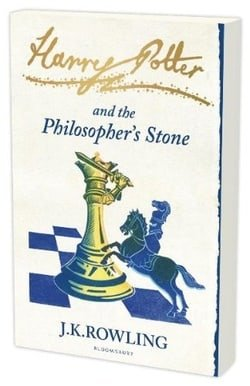Harry Potter Philosopher s Stone Signature Edition