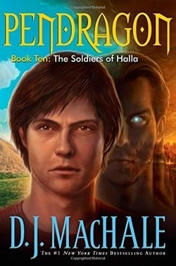 The Soldiers of Halla (Pendragon)