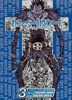 Death Note, Volume  3