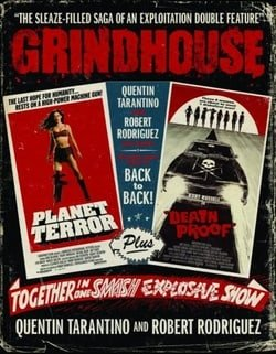 Grindhouse: The Sleaze-filled Saga of an Exploitation Double Feature