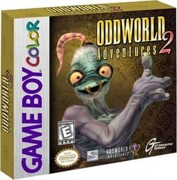 Oddworld Adventures 2