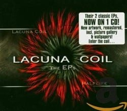 The EPs - Lacuna Coil & Halflife