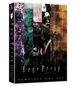 Ergo Proxy: Complete Box Set