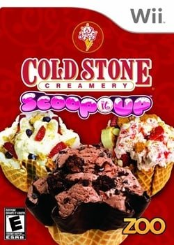 Coldstone Scoop It Up