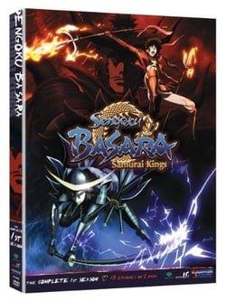 Sengoku Basara: Samurai Kings - The Complete 1st Season
