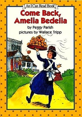 Come Back, Amelia Bedelia (I Can Read Book 2)