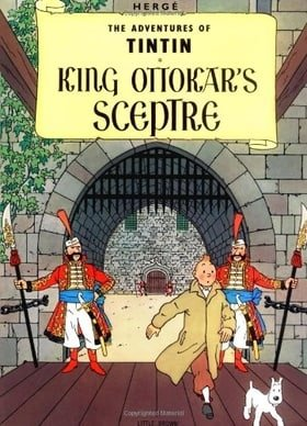 King Ottokar's Sceptre (The Adventures of Tintin)