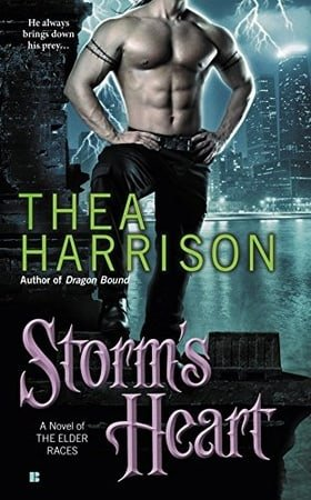 Storm's Heart (Elder Races, Book 2)