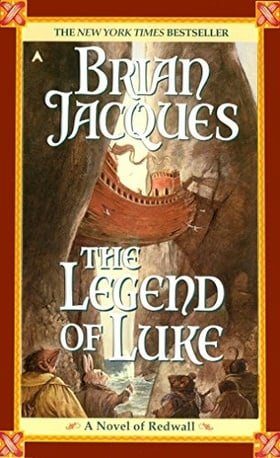 Legend Of Luke (Redwall)