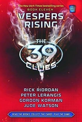 The 39 Clues—Book 11: Vespers Rising