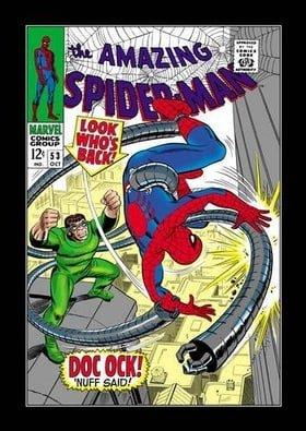 Marvel Masterworks: The Amazing Spider-Man - Volume 6