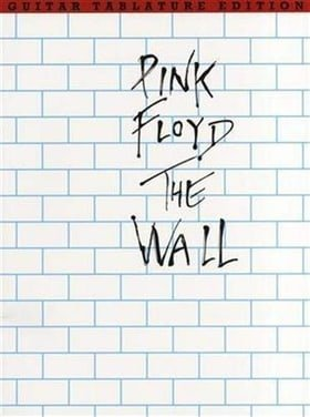 Pink Floyd: The Wall, Guitar Tablature Edition