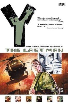 Y: The Last Man - Vol. 2: Cycles