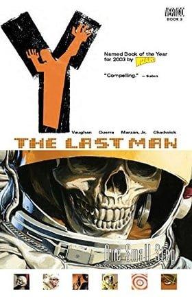 Y: The Last Man - Vol. 3: One Small Step