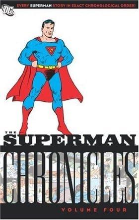 Superman Chronicles, Vol. 4