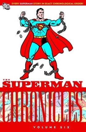 Superman Chronicles, Vol. 6