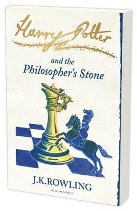 Harry Potter Philosopher s Stone Signature Edition