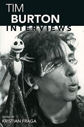 Tim Burton: Interviews (Conversations With Filmmakers)