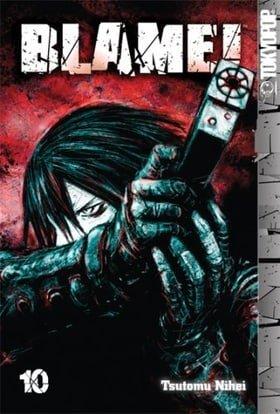 Blame! Volume 10