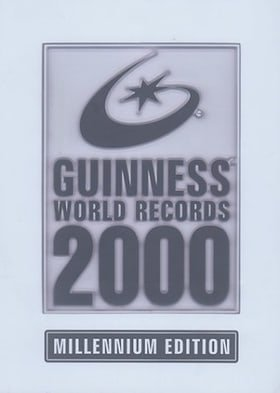 Guinness World Records 2000: Millennium Edition (Guinness Book of Records)