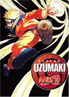 Uzumaki: Kishimoto Masashi Illustration Book