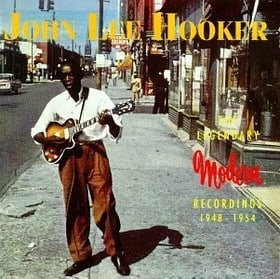 John Lee Hooker: The Legendary Modern Recordings 1948-1954