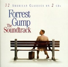 Forrest Gump: The Soundtrack - 32 American Classics On 2 CDs