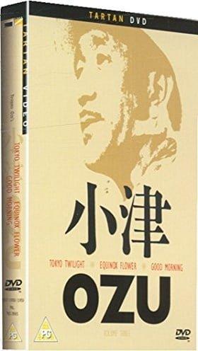 Yasujiro Ozu Collection Three - 3-DVD Set ( Tokyo boshoku / Higanbana / Ohayô ) ( Tokyo Twilight / E