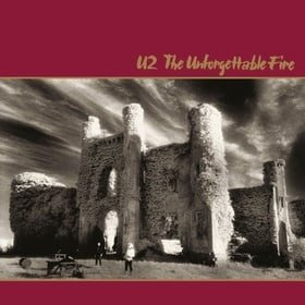 The Unforgettable Fire (Super Deluxe Edition 2CD+DVD)