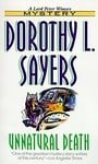 Unnatural Death (Lord Peter Wimsey Mysteries)