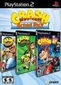Crash Bandicoot Action Pack - PlayStation 2