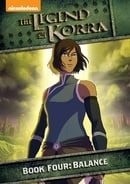 The Legend of Korra - Book Four: Balance