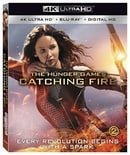 The Hunger Games: Catching Fire [4K Ultra HD + Blu-ray + Digital HD]