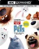 The Secret Life of Pets (4K Ultra HD + Blu-ray + Digital HD)