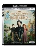 Miss Peregrine's Home for Peculiar Children (4K UHD + Blu-ray + Digital HD)