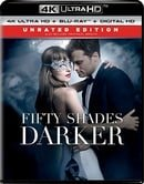 Fifty Shades Darker - Unrated Edition (4K Ultra HD + Blu-ray + Digital HD)